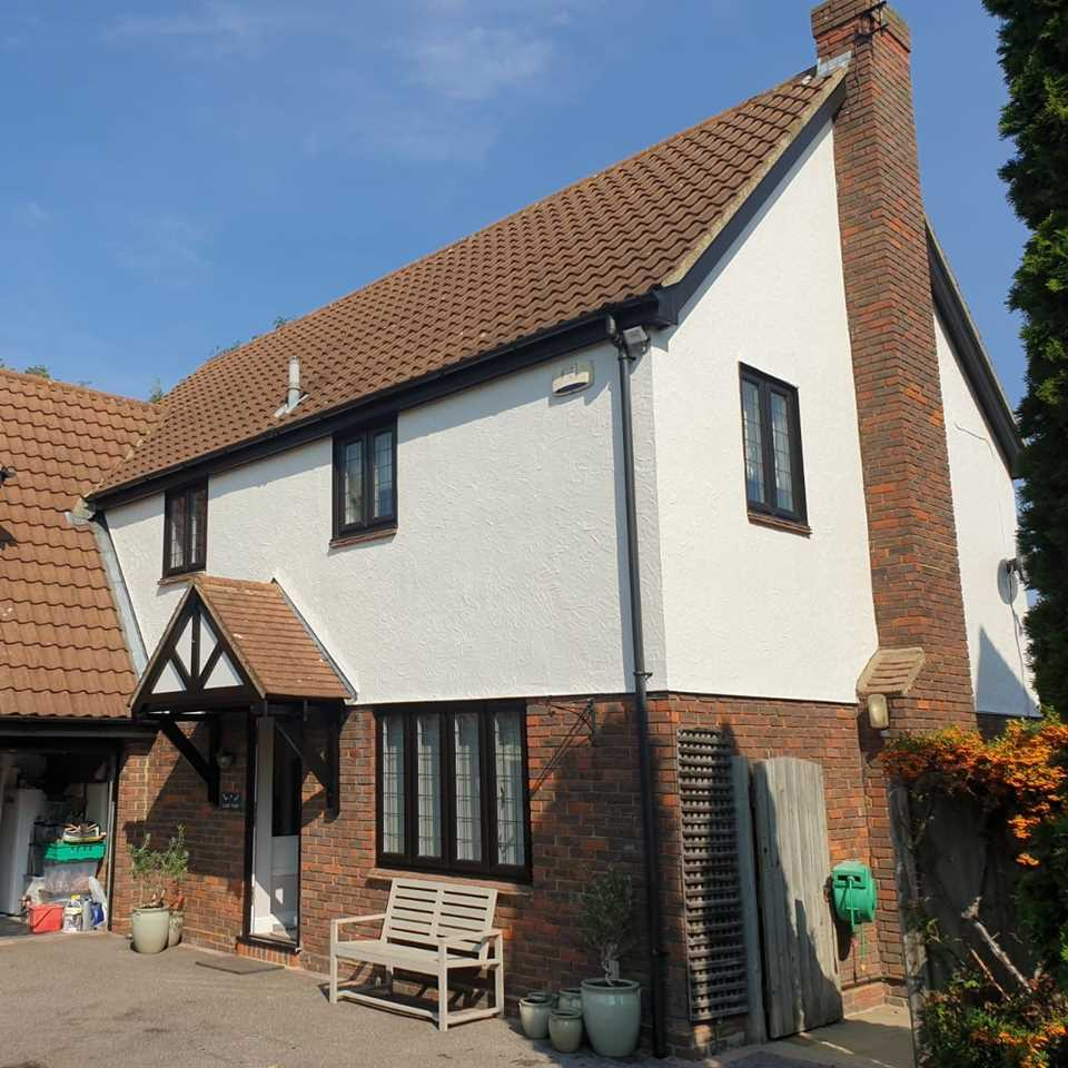 External House Painting Essex